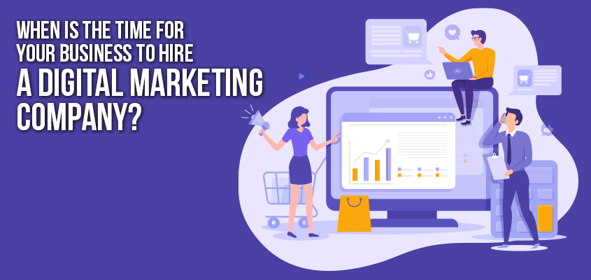 Hire Digital Marketing Company