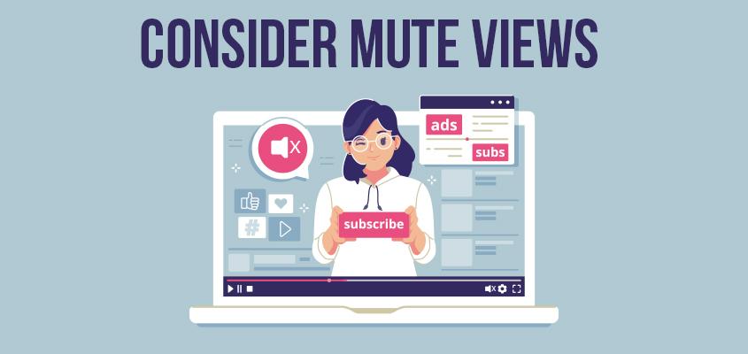 Consider mute views
