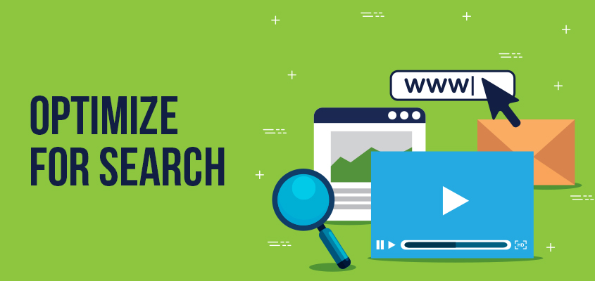 Optimize for search