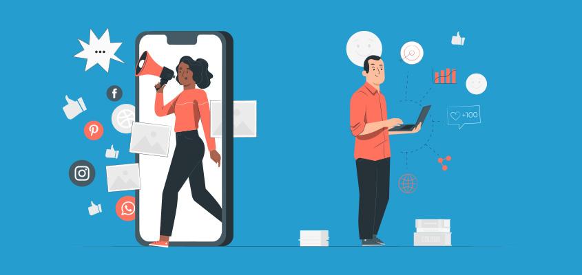 Social Media ROI-Media Plans & Business Objectives