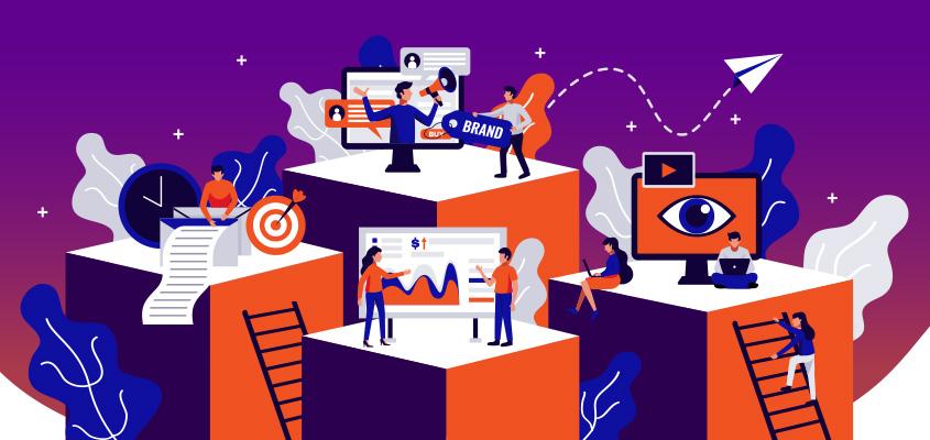 Social Media ROI-competitor benchmark